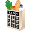 Shopping list calculator logo