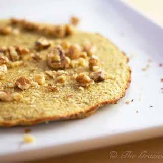 Clean Eating 2 Ingredient Baked Pancake.