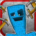 Kick the Creeper Buddy 3D Free icon