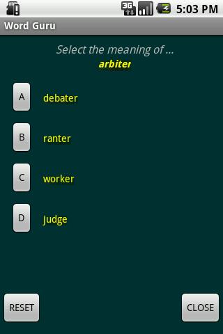 【免費解謎App】Word Guru-APP點子