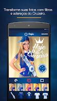 Screenshot of Cruzeiro Fotofan
