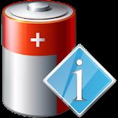 Battery Status Widget