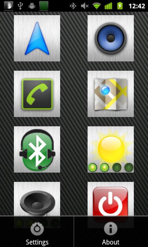 CarUI Lite- screenshot