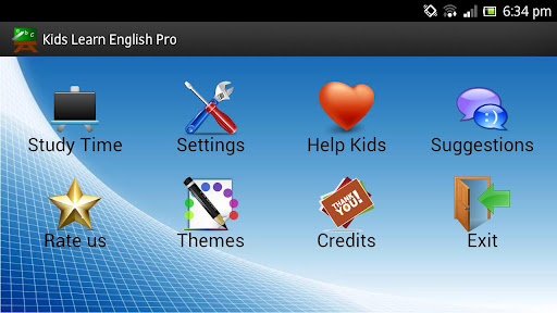 Kids Learn English Pro v1.1 (paid) apk download