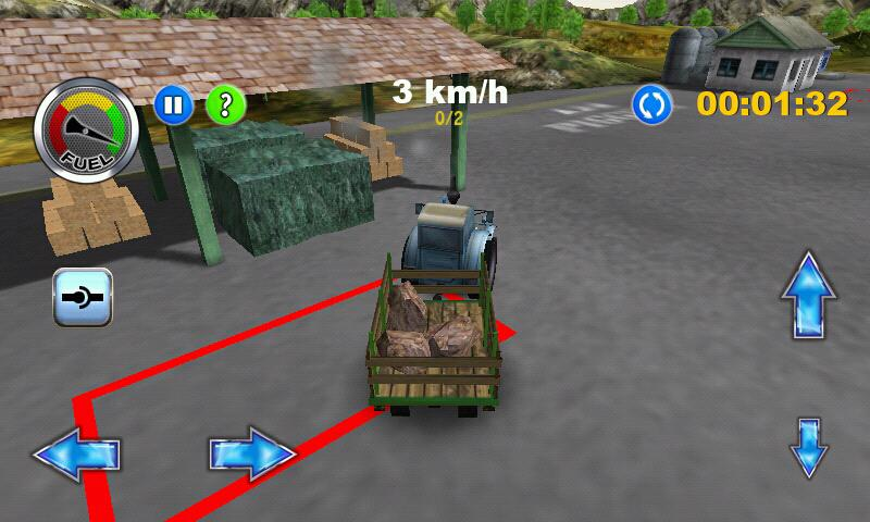 Tractor: Farm Driver- screenshot
