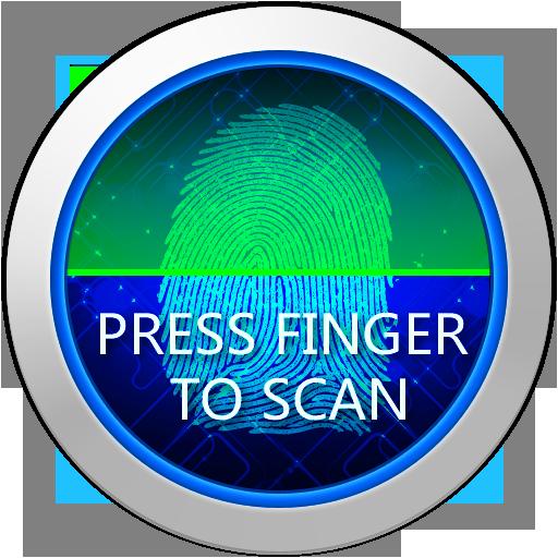 指紋鎖屏幕掃描儀 休閒 App LOGO-APP試玩