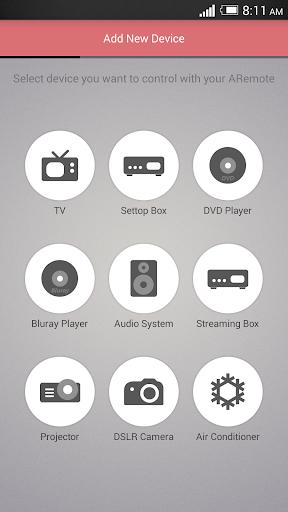 ASmart Remote IR 1.4.4 screenshots 4