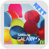 Samsung Galaxy S4 Next Theme