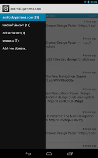 Mentions - screenshot thumbnail