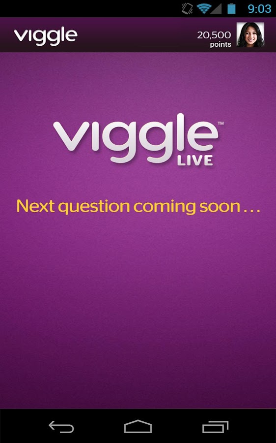 Viggle - screenshot