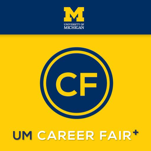 Michigan Career Fair Plus LOGO-APP點子