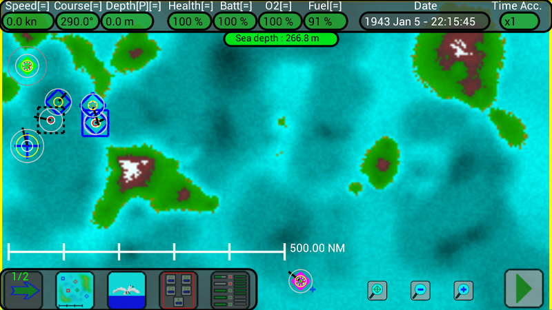 U-Boat Simulator Screenshot 0