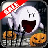 Halloween Ghost Kaboom Game