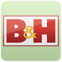B&H Photo Video Pro Audio logo
