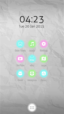 Colorful Bubble Icon Pack - screenshot