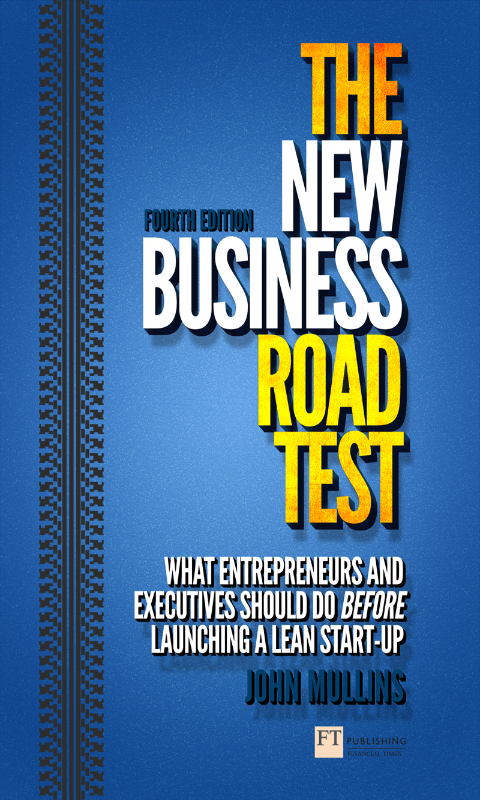 The new business road test- screenshot