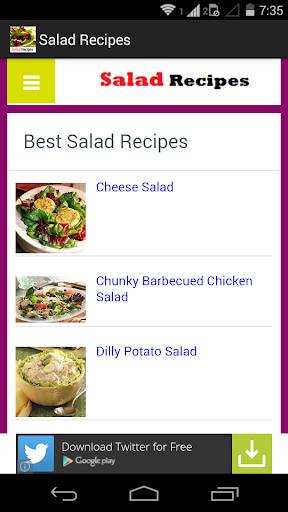Best Salad Recipes
