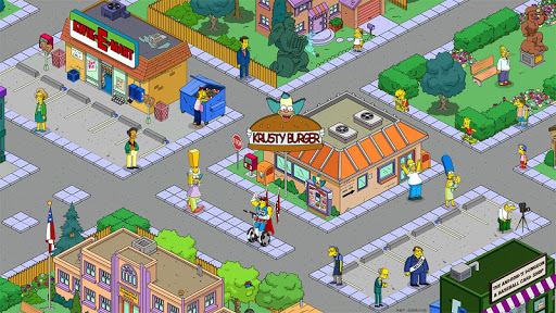 Baixar The Simpsons no AndroidBit