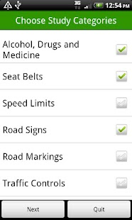 VicRoads Learner Permit Test- screenshot thumbnail