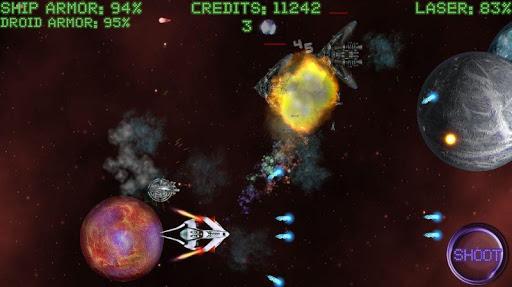 【免費動作App】Space Fighter: Alien Invaders-APP點子