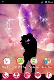 GO Launcher EX Valentine Day - screenshot thumbnail