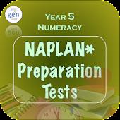 Naplan Y5 Numeracy : Mobile