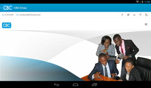 【免費通訊App】CBC Emea Group-APP點子