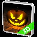 Creepy Pumpkin Live Wallpaper icon
