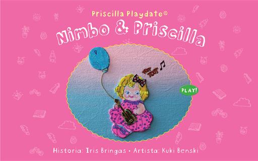 Nimbo Priscilla Português