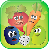 Ludo Vegetable Parcheesi