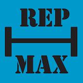 Rep Max Tracker