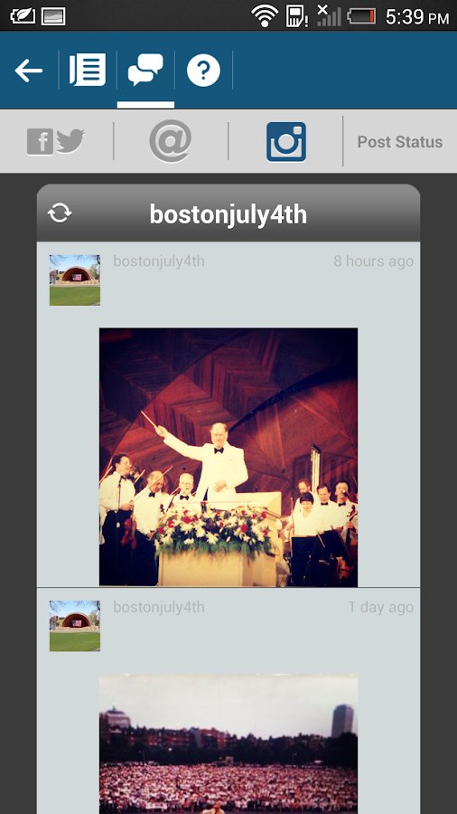 Boston Pops Spectacular 2013- screenshot