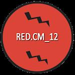 CM12/RR/LS Red theme v9.0
