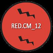 CM12/RR/LS Red theme