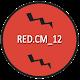 CM12/RR/LS Red theme v8.0