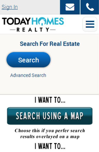 Today Homes Search App