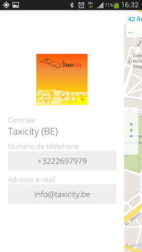 TAXICITY- Taxi in Brussels