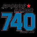 Sports Radio 740 icon