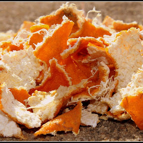Carotenosis - Original skin of Oranges.... by Sowmya Beena - Nature Up Close Other Natural Objects (  )