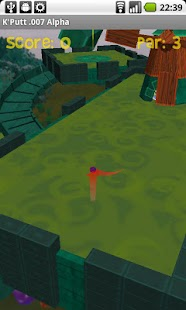 K'Putt Beta - screenshot thumbnail