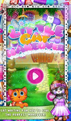 Little Cat Makeover - screenshot