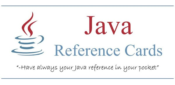 APP STORE FREE: Android Java Quick Reference Cards 1 6 3 apk