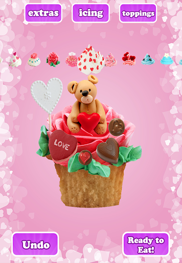 Cupcakes - Valentines Day FREE