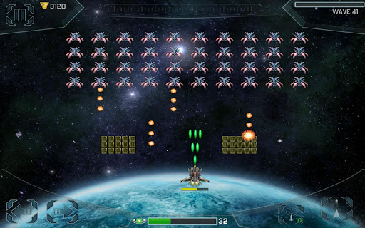 Space Cadet Defender Invaders