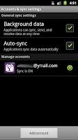 Screenshot of SmoothSync for Yahoo!® Calenda