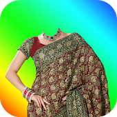 Beautiful Saree Photo Montage Android APK Download Free By RoseApp