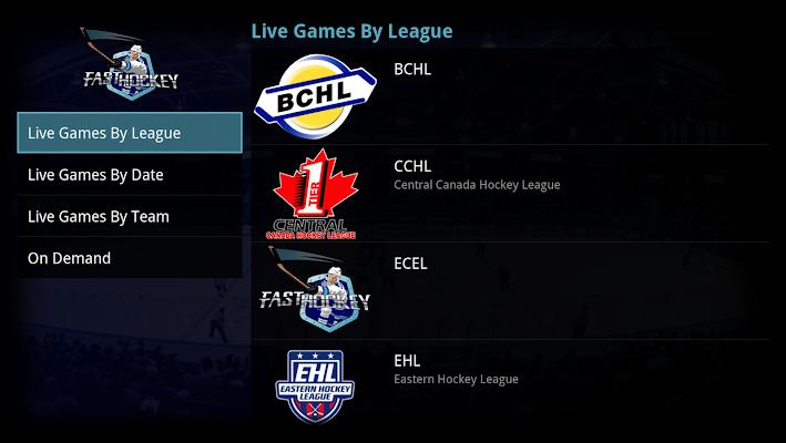 FASTHockey - screenshot
