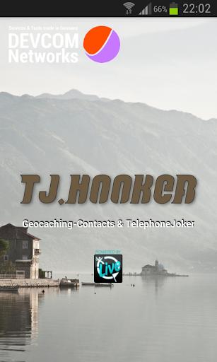 TJ.Hooker PRO - 4 Geocaching