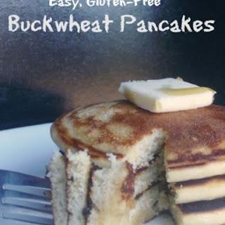Gluten-Free Buckwheat Pancake Recipe