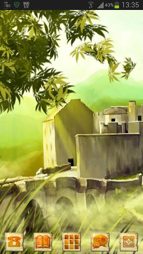 GO Launcher Theme Castle Buy